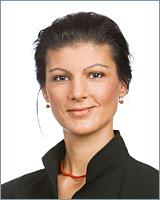 Sahra Wagenknecht, stellv. Parteivorsitzende
